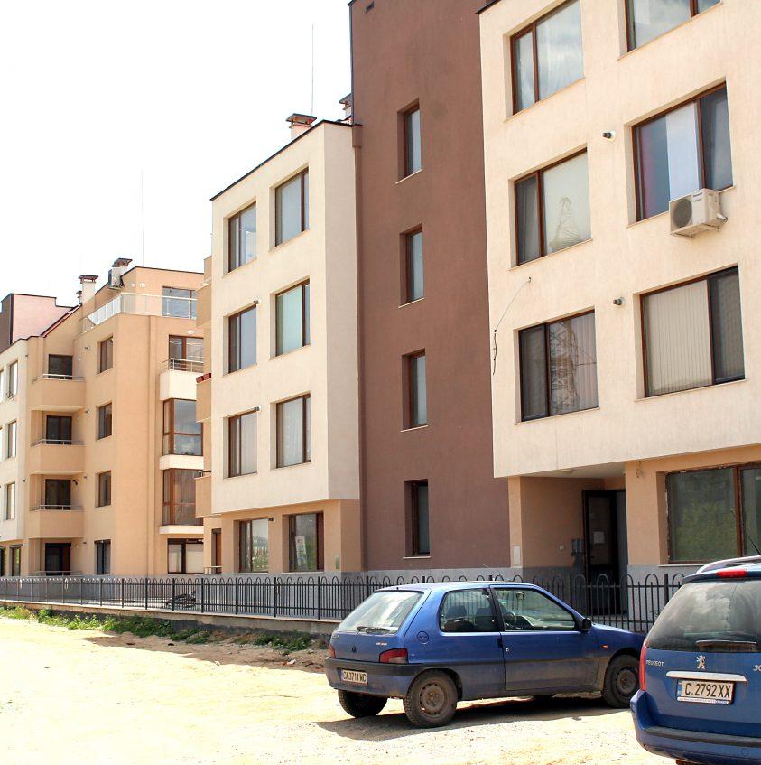 Проект за жилищна кооперация