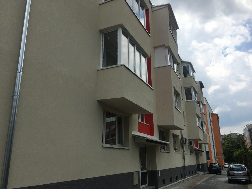 Саниране на блок в Дупница