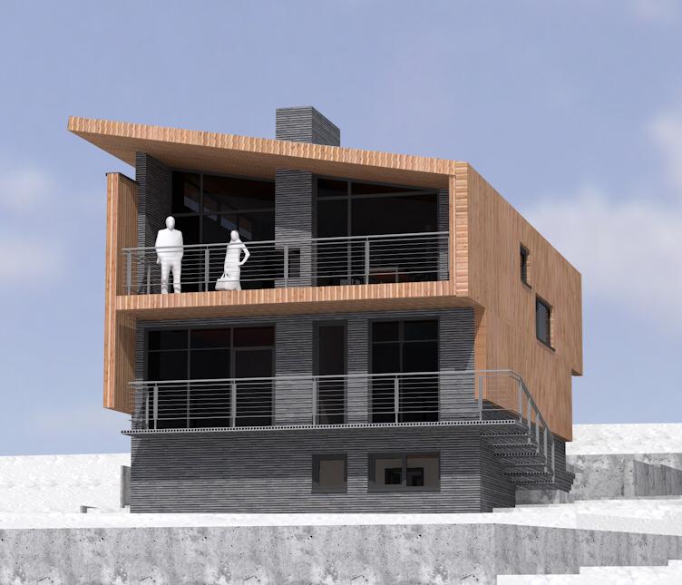 Проект за къща в Симеоново