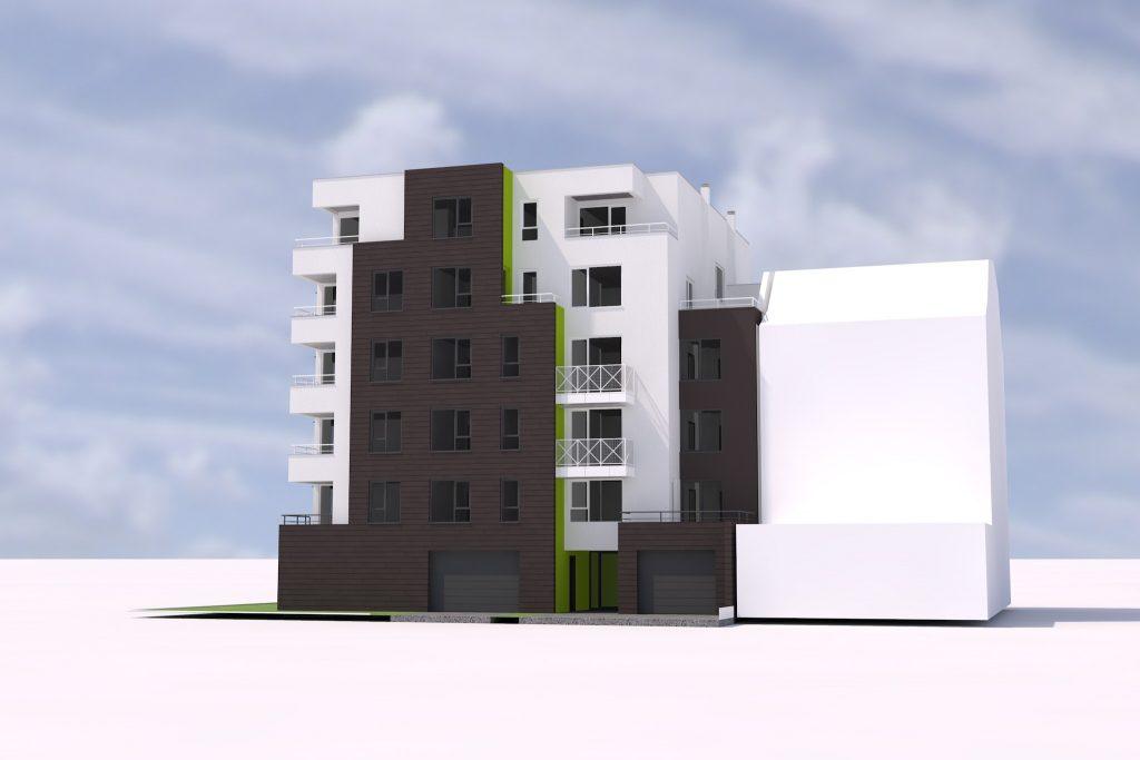 проектиране на блокове и кооперации София
