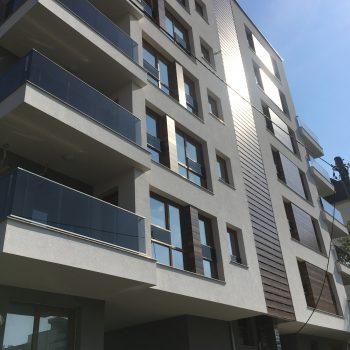 проектиране на жилищна сграда