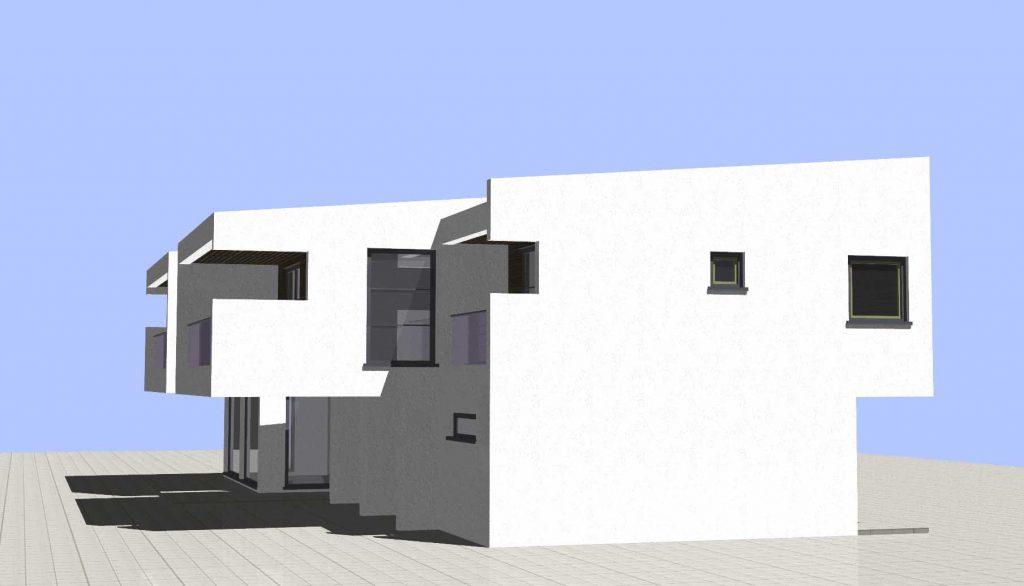 Две еднофамилни къщи в Норвегия