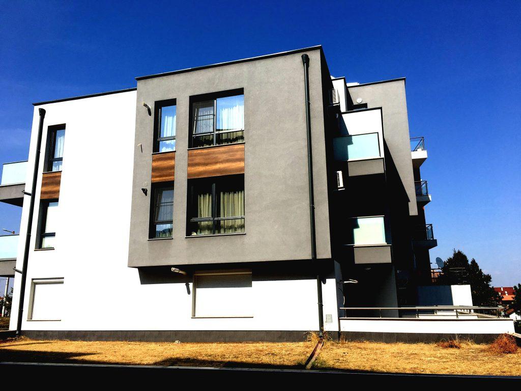 Проектиране на жилищна кооперация