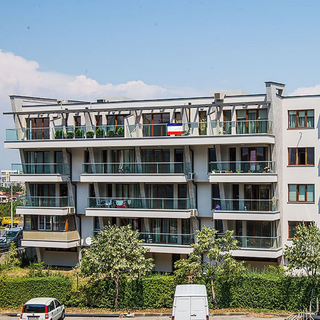 Проект за жилищна сграда