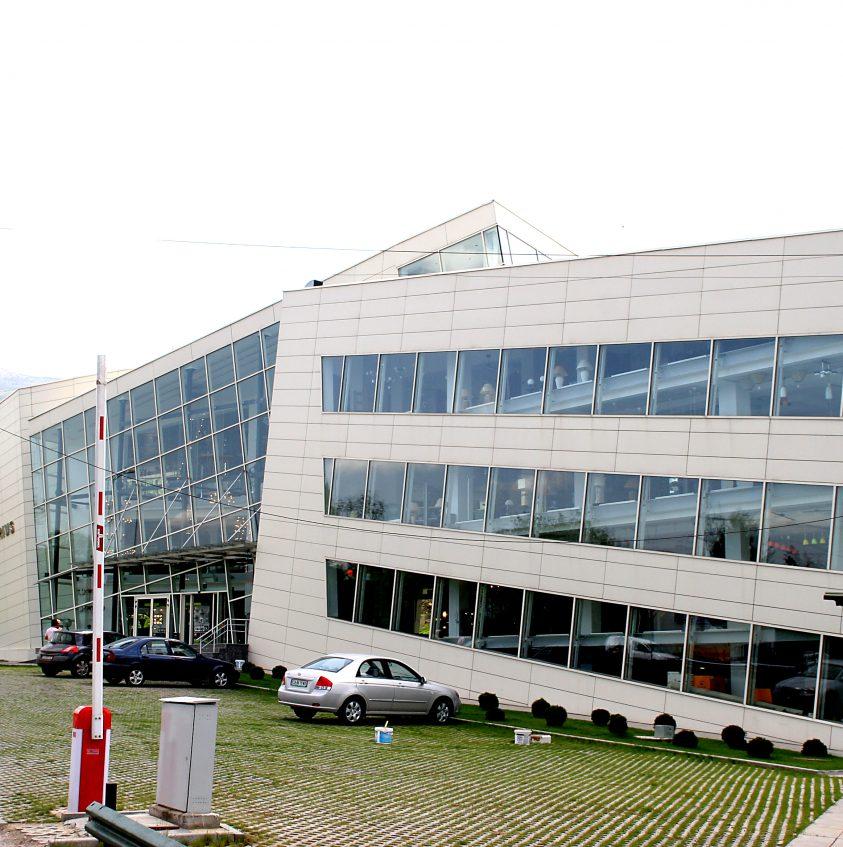 Сграда Сириус на Околовръстен път