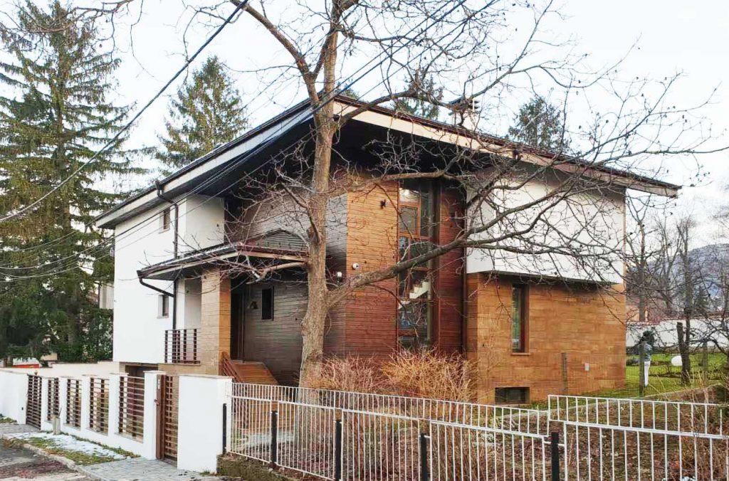 Къща в Драгалевци София